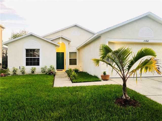 15362 Amberbeam Boulevard #1, Winter Garden, FL 34787 (MLS #S5027048) :: Bustamante Real Estate