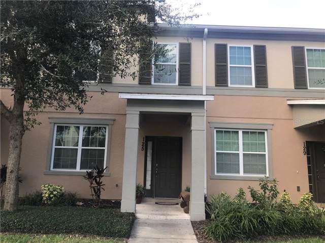 8253 Maritime Flag Street #125, Windermere, FL 34786 (MLS #S5027079) :: Team Bohannon Keller Williams, Tampa Properties