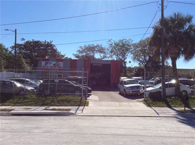 1240 Conroy Street, Orlando, FL 32805 (MLS #S5027125) :: The Duncan Duo Team