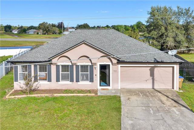 813 Albi Court, Kissimmee, FL 34759 (MLS #S5027177) :: Carmena and Associates Realty Group