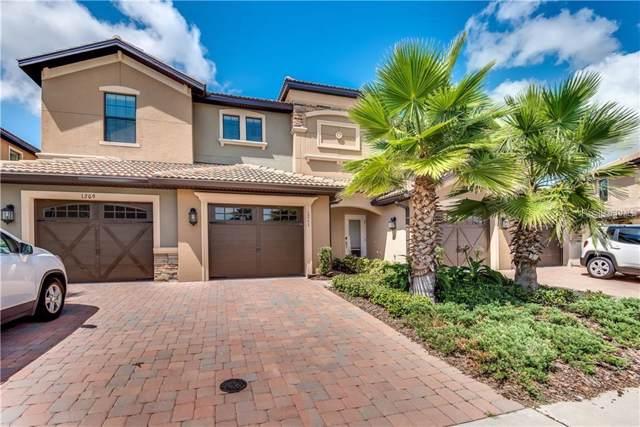 1211 Long Cove Loop #1211, Davenport, FL 33896 (MLS #S5027202) :: Team Bohannon Keller Williams, Tampa Properties