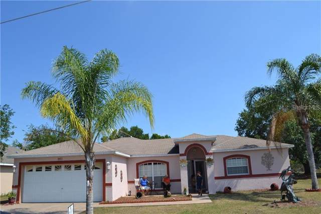 861 Jarnac Dr, Kissimmee, FL 34759 (MLS #S5027255) :: RE/MAX Realtec Group