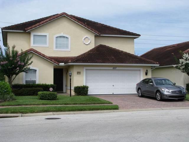 207 Robin Road, Davenport, FL 33896 (MLS #S5027274) :: Florida Real Estate Sellers at Keller Williams Realty