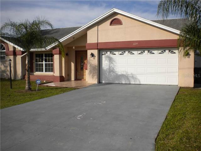 629 Madrid Drive, Kissimmee, FL 34758 (MLS #S5027275) :: Cartwright Realty