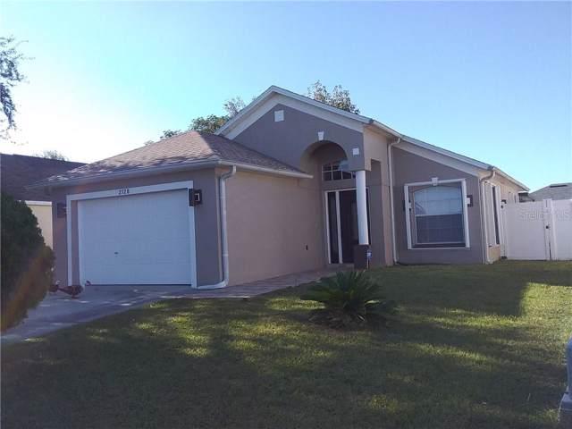 2128 Jessa Drive, Kissimmee, FL 34743 (MLS #S5027356) :: The Duncan Duo Team
