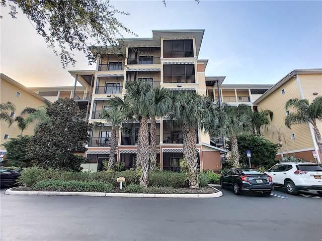 9055 Treasure Trove Lane #209, Kissimmee, FL 34747 (MLS #S5027376) :: Cartwright Realty