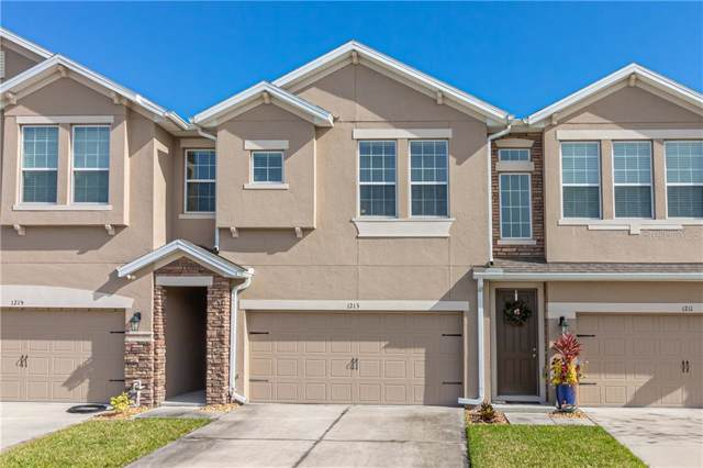 1213 Pensacola Court, Kissimmee, FL 34744 (MLS #S5027381) :: The A Team of Charles Rutenberg Realty