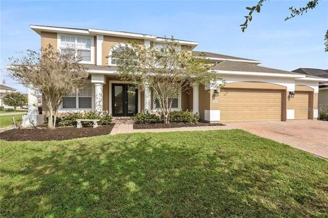 4367 Fox Glen Loop, Kissimmee, FL 34746 (MLS #S5027402) :: Lock & Key Realty