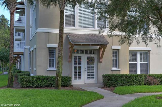1230 Wright Circle #103, Celebration, FL 34747 (MLS #S5027453) :: The Robertson Real Estate Group
