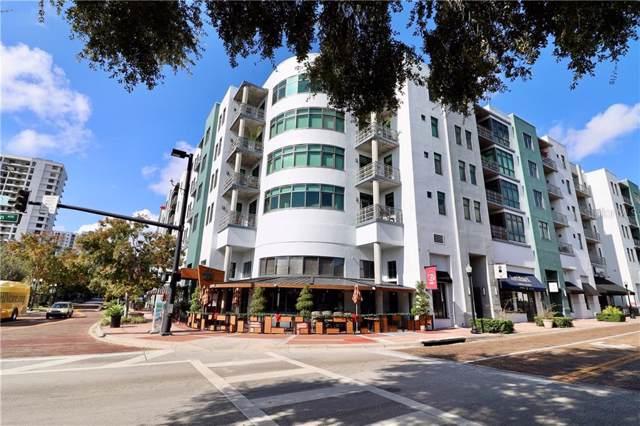 10 N Summerlin Avenue #18, Orlando, FL 32801 (MLS #S5027458) :: Team Bohannon Keller Williams, Tampa Properties