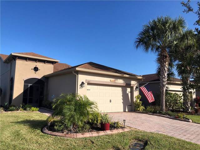 803 Shady Canyon Way, Kissimmee, FL 34759 (MLS #S5027484) :: The Duncan Duo Team