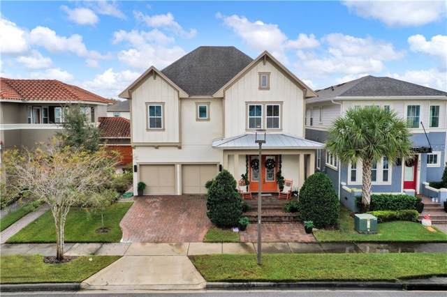 8574 Pinter Street, Orlando, FL 32827 (MLS #S5027503) :: The Duncan Duo Team