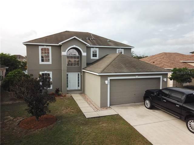 407 Barlyn Avenue, Haines City, FL 33844 (MLS #S5027534) :: Team Bohannon Keller Williams, Tampa Properties