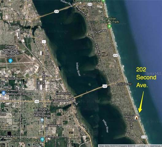 202 2ND Avenue, Melbourne Beach, FL 32951 (MLS #S5027803) :: Cartwright Realty