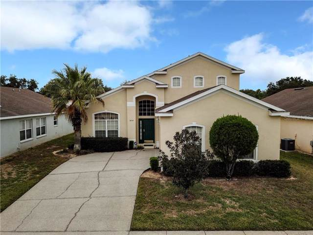 854 Bloomingdale Drive, Davenport, FL 33897 (MLS #S5028107) :: Premier Home Experts