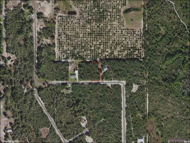 Deer Road, Frostproof, FL 33843 (MLS #S5028111) :: Homepride Realty Services
