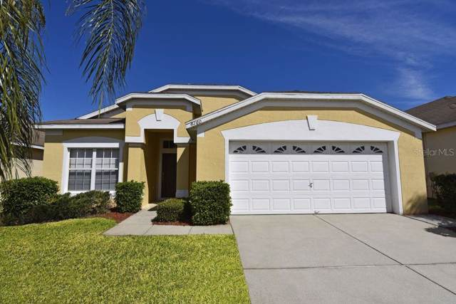 8160 Fan Palm Way, Kissimmee, FL 34747 (MLS #S5028145) :: Bridge Realty Group