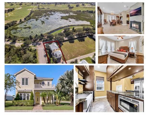 1420 Reunion Boulevard, Reunion, FL 34747 (MLS #S5028505) :: Cartwright Realty
