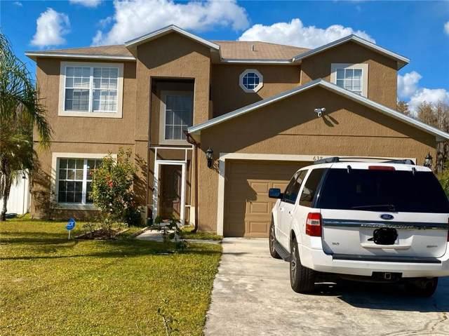 638 Reindeer Drive, Poinciana, FL 34759 (MLS #S5028801) :: Zarghami Group