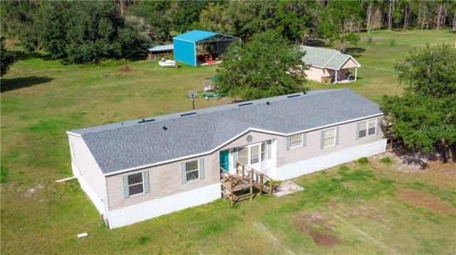 905 Eden Drive, Saint Cloud, FL 34771 (MLS #S5028999) :: Griffin Group