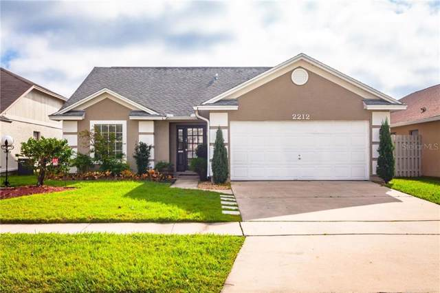 2212 Stonemill Drive, Orlando, FL 32837 (MLS #S5029037) :: KELLER WILLIAMS ELITE PARTNERS IV REALTY
