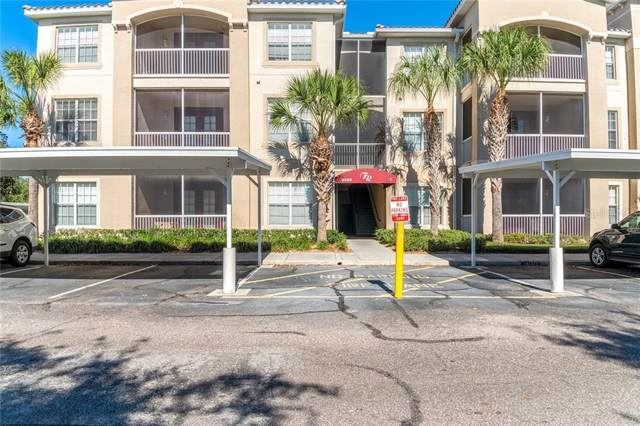 3025 Greystone Loop #203, Kissimmee, FL 34741 (MLS #S5029101) :: Carmena and Associates Realty Group