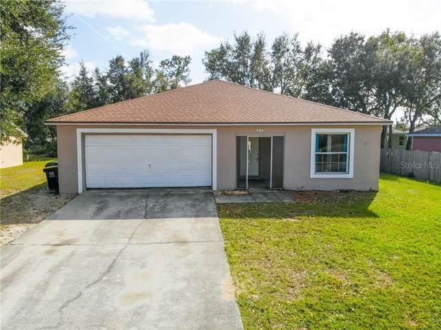 510 Kingfisher Drive, Poinciana, FL 34759 (MLS #S5029136) :: The Brenda Wade Team