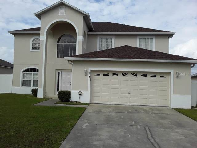 207 Amesbury Lane, Kissimmee, FL 34758 (MLS #S5029195) :: GO Realty