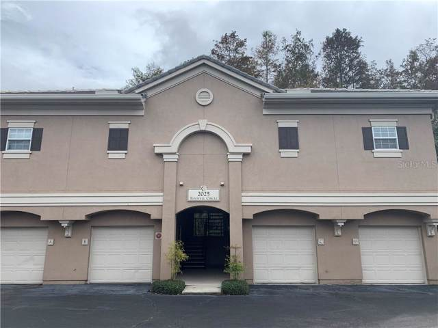 2025 Tizewell Circle #1302, Orlando, FL 32837 (MLS #S5029227) :: Baird Realty Group