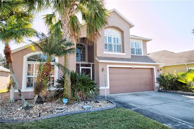 1921 Willow Wood Drive, Kissimmee, FL 34746 (MLS #S5029230) :: Griffin Group
