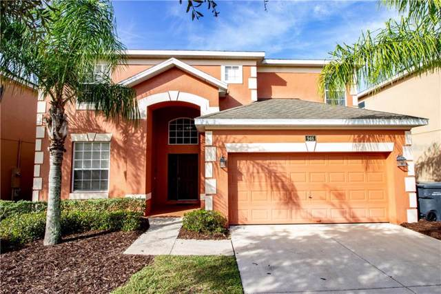 946 Orange Cosmos Boulevard, Davenport, FL 33837 (MLS #S5029255) :: Keller Williams on the Water/Sarasota