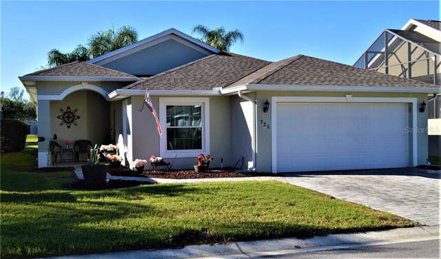 725 Vista Oaks Way, Davenport, FL 33837 (MLS #S5029299) :: Gate Arty & the Group - Keller Williams Realty Smart