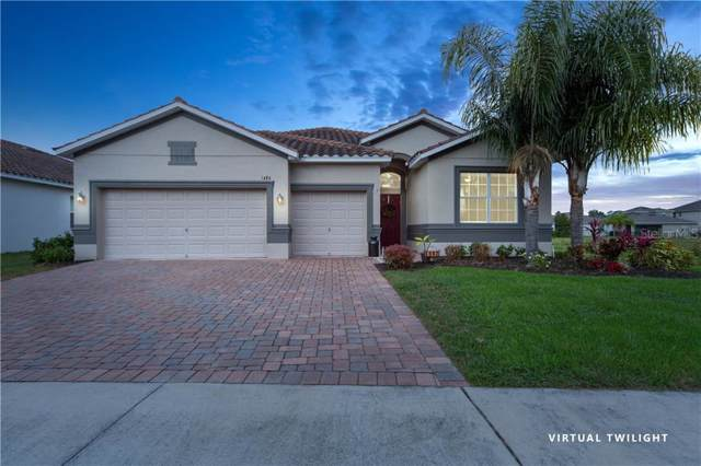 1486 Lake Side Avenue, Davenport, FL 33837 (MLS #S5029303) :: Gate Arty & the Group - Keller Williams Realty Smart