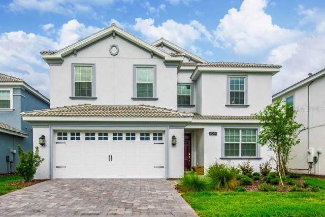 9044 Sand Trap Dr, Davenport, FL 33896 (MLS #S5029305) :: Gate Arty & the Group - Keller Williams Realty Smart