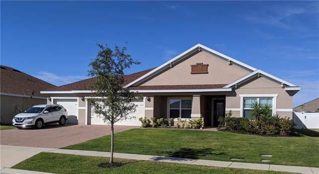 2358 Ballard Cove Road, Kissimmee, FL 34758 (MLS #S5029306) :: Kendrick Realty Inc