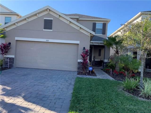 305 Big Spring Terrace, Sanford, FL 32771 (MLS #S5029316) :: Lockhart & Walseth Team, Realtors