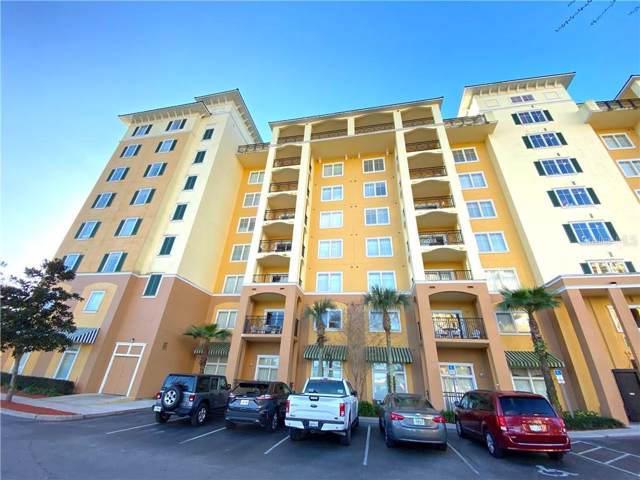 8000 Poinciana Boulevard #2714, Orlando, FL 32821 (MLS #S5029393) :: Zarghami Group