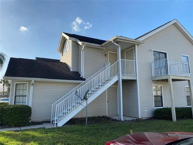 2931 Rio Grande Trail D, Kissimmee, FL 34741 (MLS #S5030283) :: Team Bohannon Keller Williams, Tampa Properties