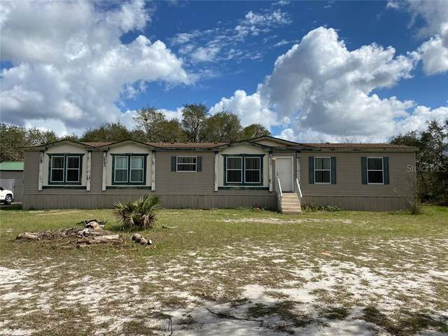 2671 Old Grove Trail, Frostproof, FL 33843 (MLS #S5030410) :: The Duncan Duo Team