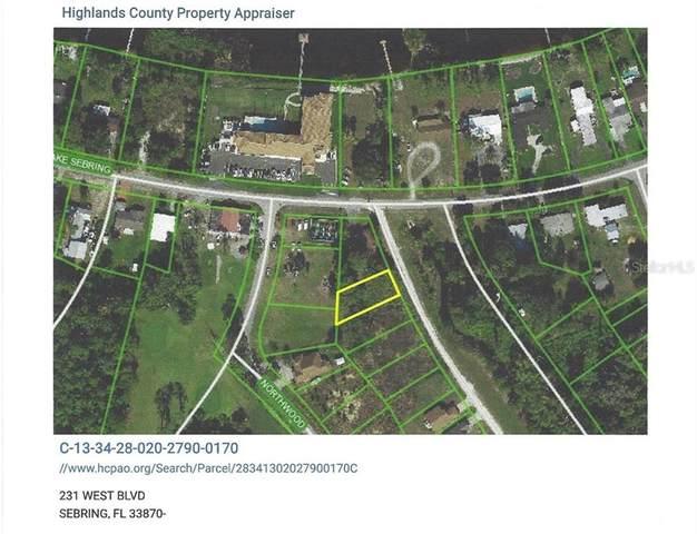231 West Boulevard, Sebring, FL 33870 (MLS #S5030435) :: Bustamante Real Estate