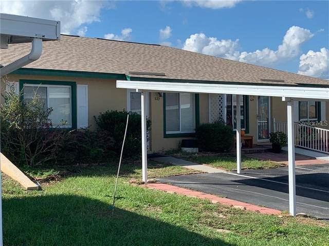 622 Ridge Terrace #171, Winter Haven, FL 33881 (MLS #S5030451) :: Baird Realty Group