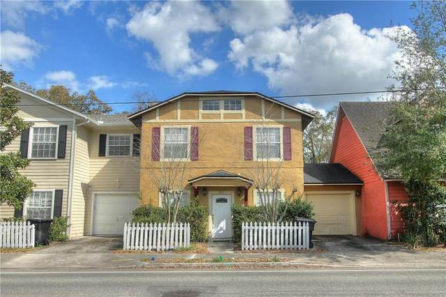 805 N Fern Creek Avenue, Orlando, FL 32803 (MLS #S5030502) :: Rabell Realty Group