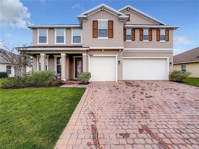 2362 Ballard Cove Road, Kissimmee, FL 34758 (MLS #S5030560) :: Burwell Real Estate