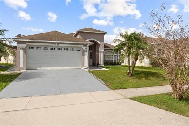 2253 Stonehedge Loop, Kissimmee, FL 34743 (MLS #S5030658) :: Florida Real Estate Sellers at Keller Williams Realty