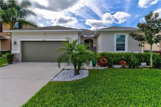 4614 Harvest Row Lane, Saint Cloud, FL 34772 (MLS #S5030674) :: Keller Williams on the Water/Sarasota