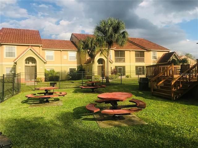421 Fountainhead Circle #110, Kissimmee, FL 34741 (MLS #S5030675) :: Premium Properties Real Estate Services