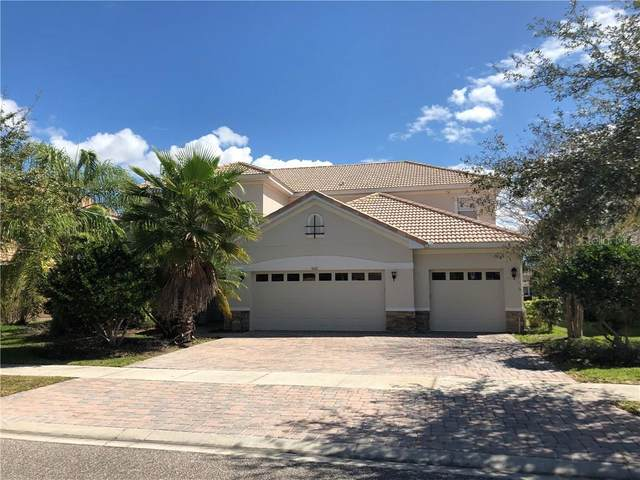3521 Valleyview Drive, Kissimmee, FL 34746 (MLS #S5030718) :: The Duncan Duo Team
