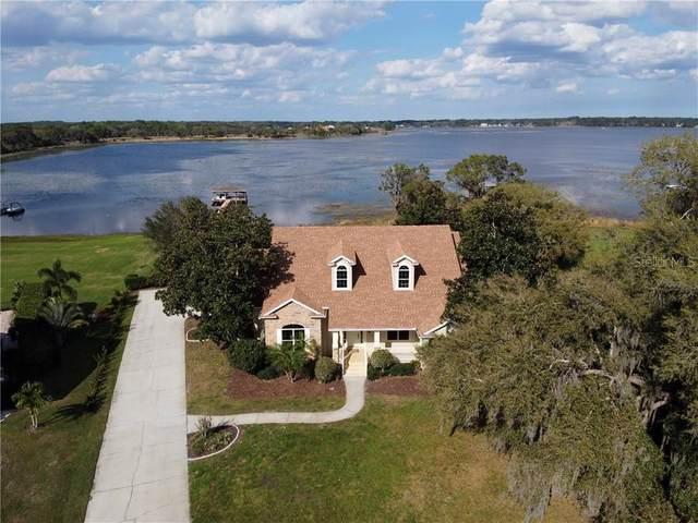 6035 Lake Lizzie Drive, Saint Cloud, FL 34771 (MLS #S5030775) :: Homepride Realty Services