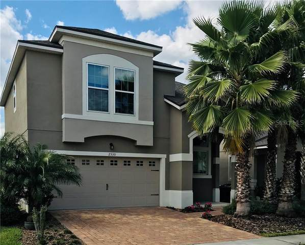 2530 Amati Drive, Kissimmee, FL 34741 (MLS #S5030777) :: 54 Realty