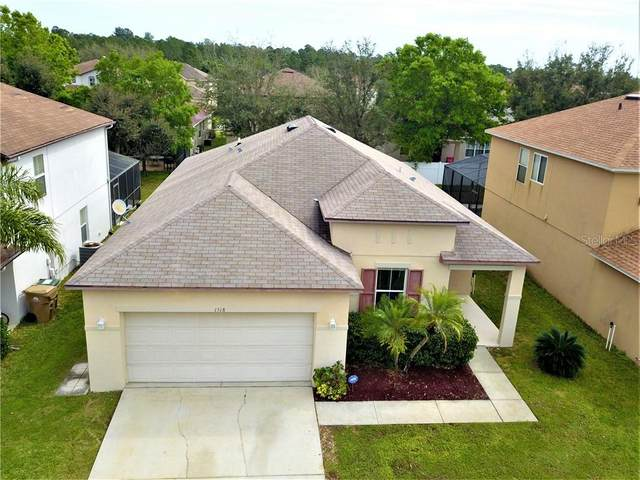 1518 Blue Horizon Drive, Clermont, FL 34714 (MLS #S5030856) :: Dalton Wade Real Estate Group
